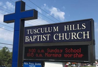 Tusculum Hills Baptist Church